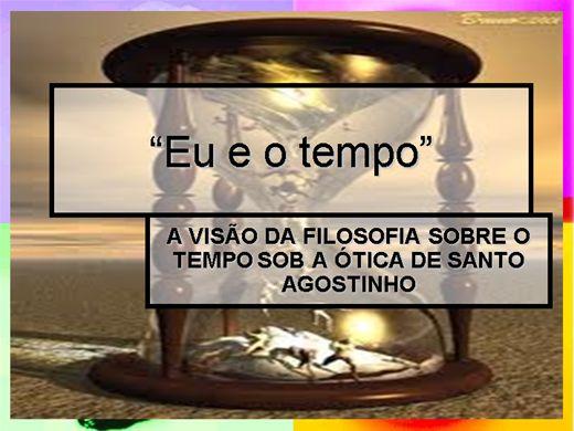 Curso Online de A VISÃO DA FILOSOFIA SOBRE O TEMPO SOB A ÓTICA DE SANTO AGOSTINHO