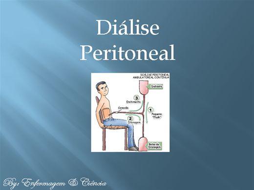 Curso Online de Diálise Peritoneal