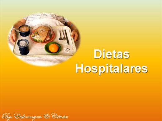 Curso Online de Dietas Hospitalares