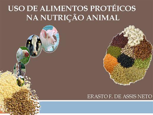 Curso Online de USO DE ALIMENTOS PROTÉICOS NA NUTRIÇÃO ANIMAL