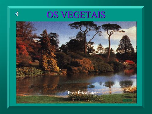 Curso Online de Grupos Vegetais