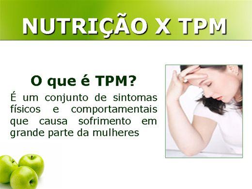 Curso Online de Nutrição X TPM