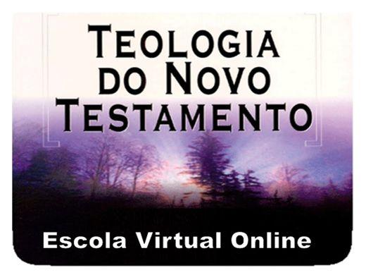 Curso Online de TEOLOGIA DO NOVO TESTAMENTO