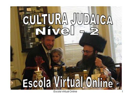 Curso Online de CULTURA JUDAICA - NIVEL 2