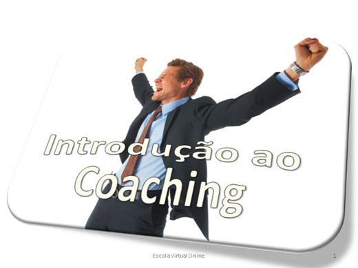 Curso Online de INTRODUÇÃO AO COACHING