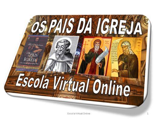 Curso Online de OS PAIS DA IGREJA