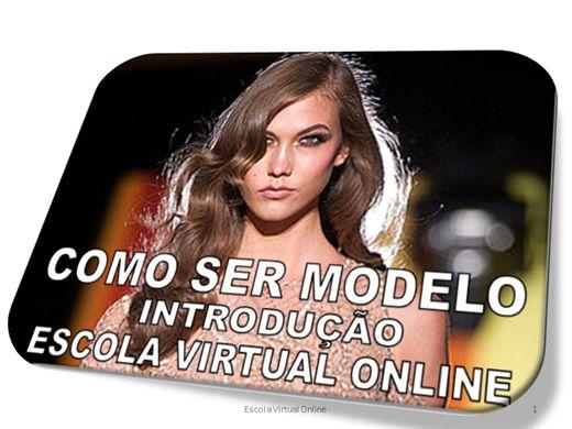 Curso Online de COMO SER MODELO