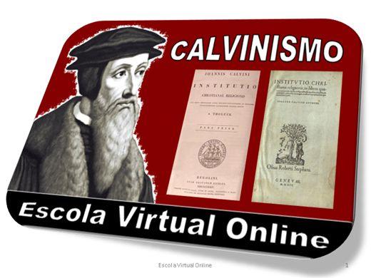 Curso Online de CALVINISMO