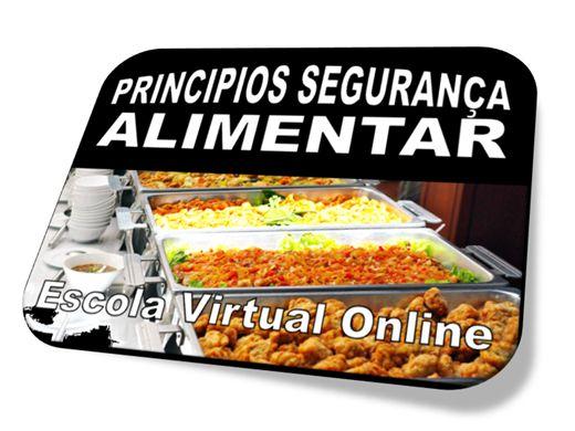 Curso Online de PRINCIPIOS SEGURANÇA ALIMENTAR