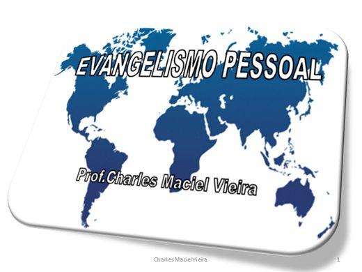 Curso Online de EVANGELISMO PESSOAL