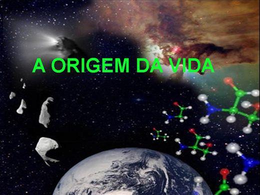 Curso Online de  A ORIGEM DA VIDA