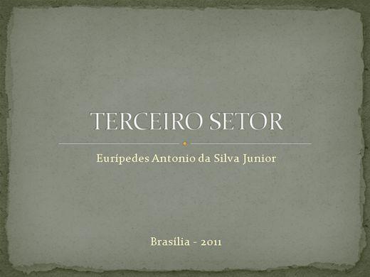 Curso Online de SOCIEDADES DO TERCEIRO SETOR