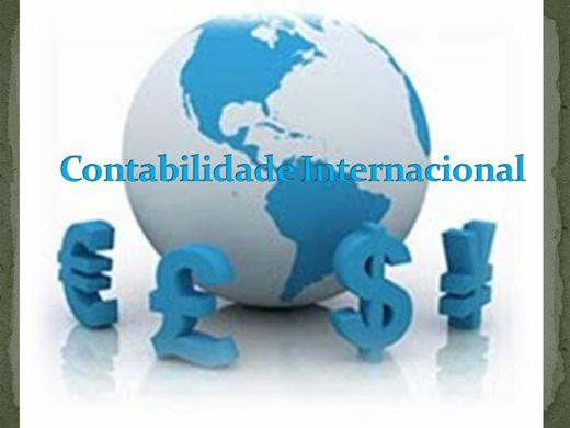 Curso Online de Contabilidade Internacional