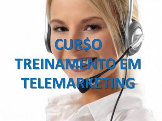 Curso Online de Curso de telemarketing