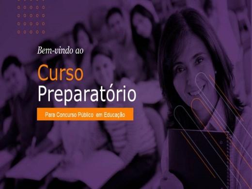 Curso Online de Preparatório para Concurso Público em Educação