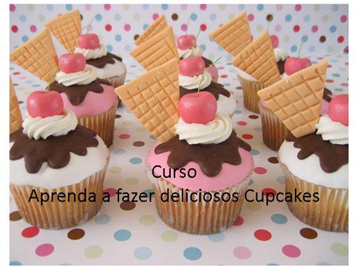 Curso Online de Cupcake