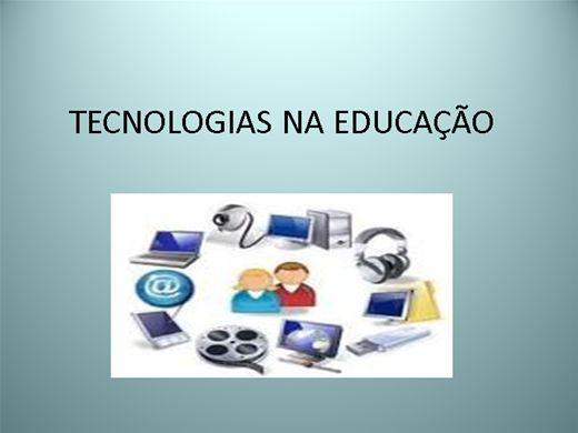 Curso Online de Tecnologias na Educação