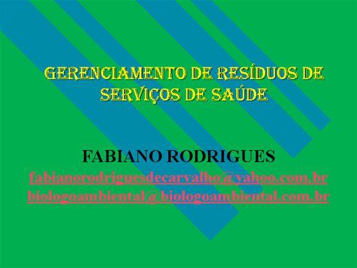 Curso Online de GERENCIAMENTO DE RESÍDUOS DE SAÚDE EM FARMÁCIAS