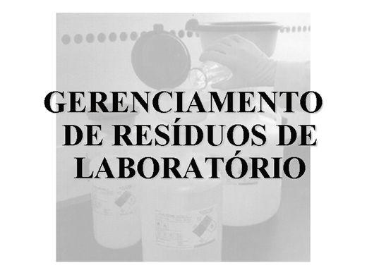 Curso Online de GERENCIAMENTO DE RESÍDUOS