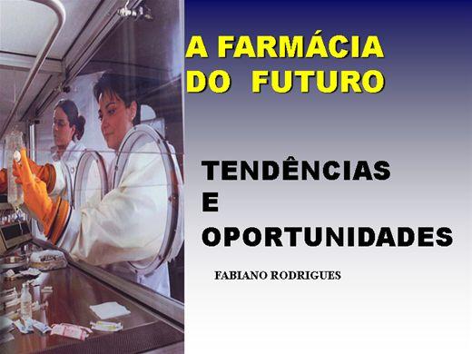 Curso Online de A FARMÁCIA DO FUTURO