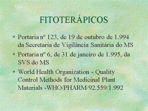 Curso Online de MICROBIOLOGIA - DE FITOTERAPICOS