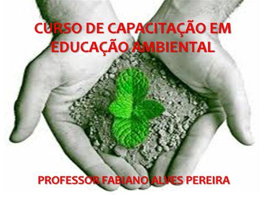Curso Online de Capacitação em Educação Ambiental
