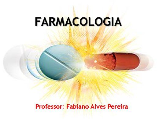Curso Online de Farmacologia
