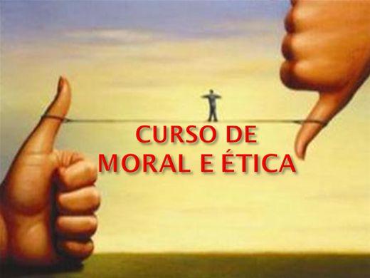 Curso Online de Moral e Ética