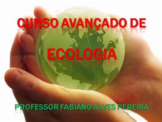 Curso Online de CURSO AVANÇADO DE ECOLOGIA