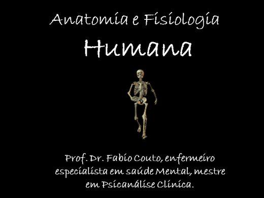 Curso de anatomia e fisiologia humana