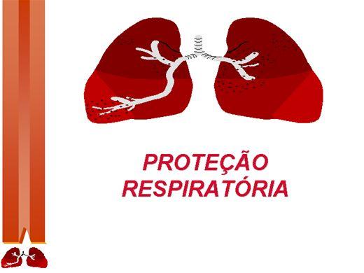 Curso Online de PROGRAMA DE PROTEÇÃO RESPIRATÓRIA