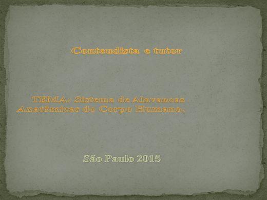 Curso Online de SISTEMA DE ALAVANCAS DO CORPO HUMANO