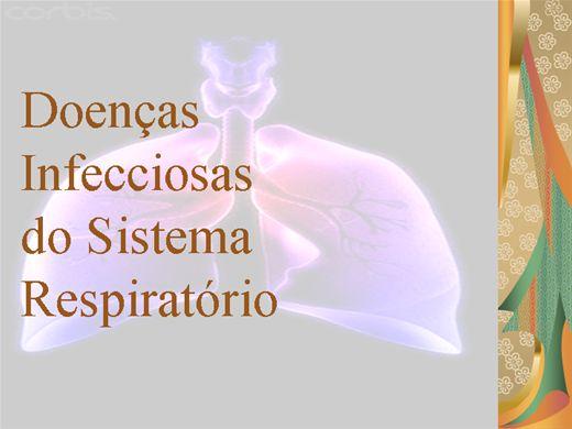 Curso Online de Doenças Infecçiosas do Sistema Respiratório