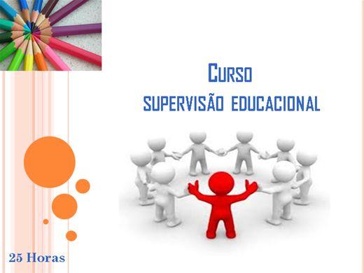 Curso Online de  Supervisão Educacional