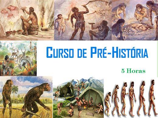 Curso Online de Pré-História
