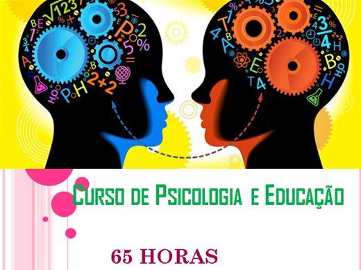Curso Online de Psicologia e Educação