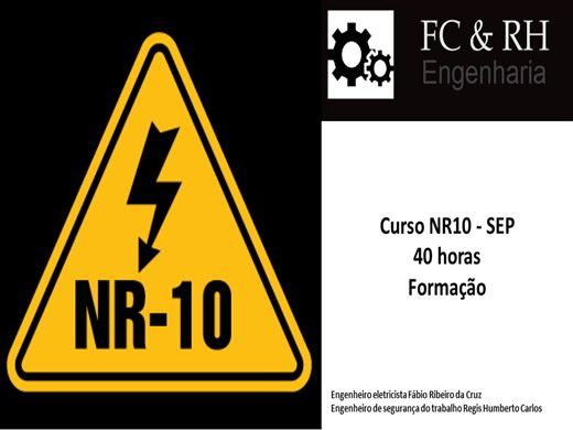 Curso Online de NR 10 SEP