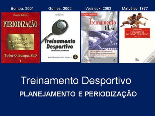 Curso Online de Treinamento Desportivo - Planejamento e Periodização