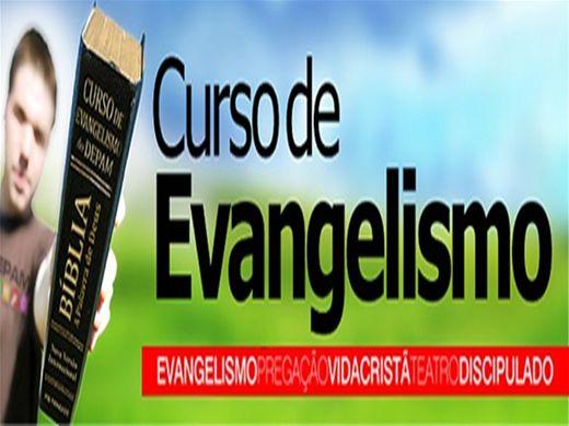 Curso Online de  Evangelismo