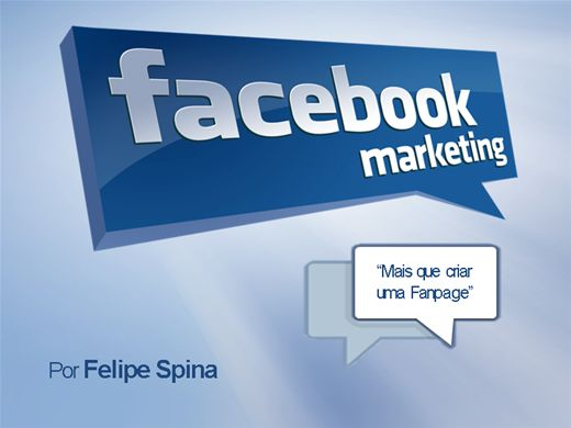 Curso Online de Facebook Marketing