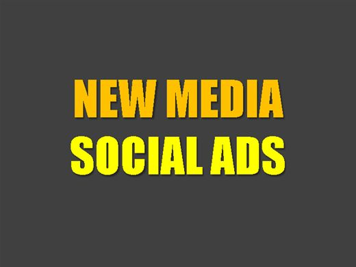 Curso Online de Social Ads Anunciar Novas Midias Sociais