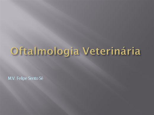 Curso Online de Oftalmologia Veterinária