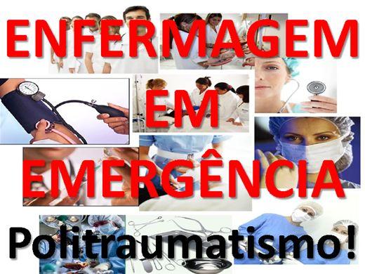 Curso Online de Enfermagem em Emergência - Politraumatismo