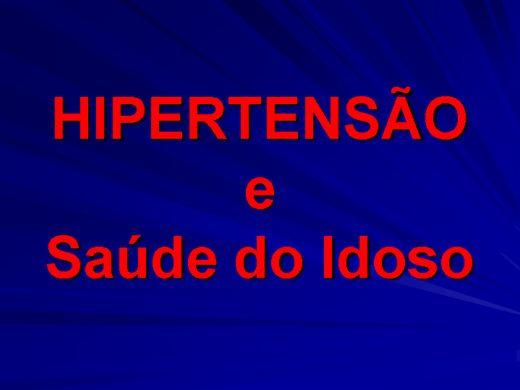 Curso Online de Hipertensão e Saúde do Idoso
