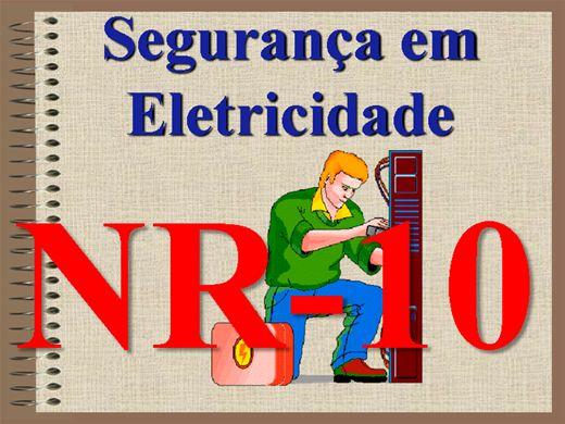 Curso Online de NR-10 - Segurança em Eletricidade