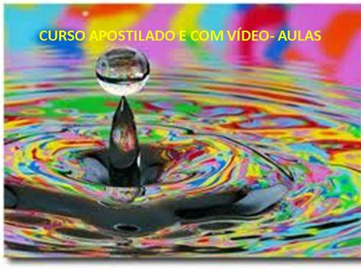 Curso Online de CROMOTERAPIA ESTÉTICA E TERAPÊUTICA