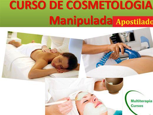 Curso Online de COSMETOLOGIA MANIPULADA