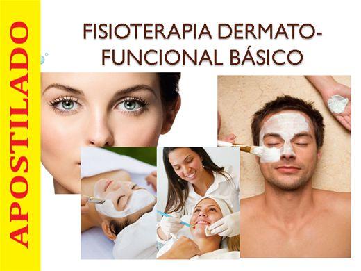 Curso Online de  Fisioterapia Dermato Funcional Básico
