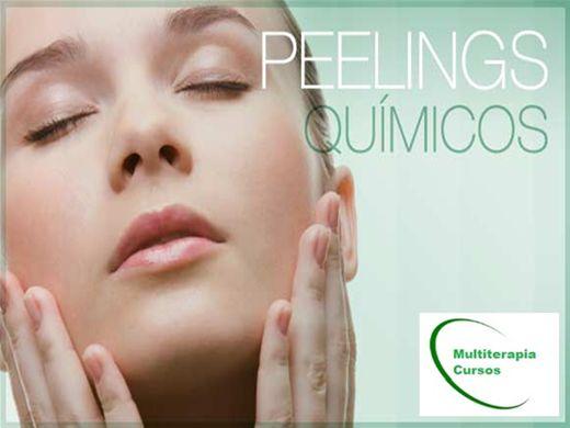 Curso Online de Peeling Químico