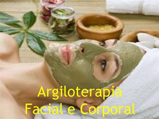 Curso Online de Curso de Argiloterapia na Estética Facial e Corporal
